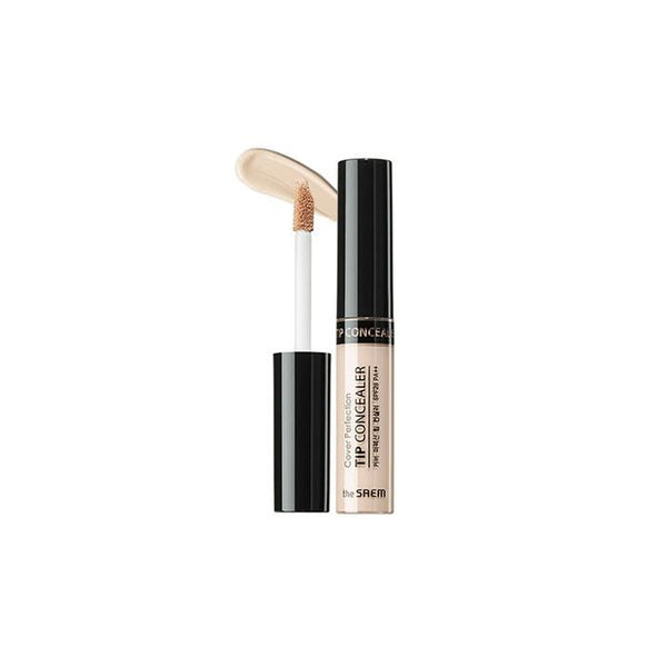 THE SAEM Cover Perfection Tip Concealer 6.5g [Ship from US]
