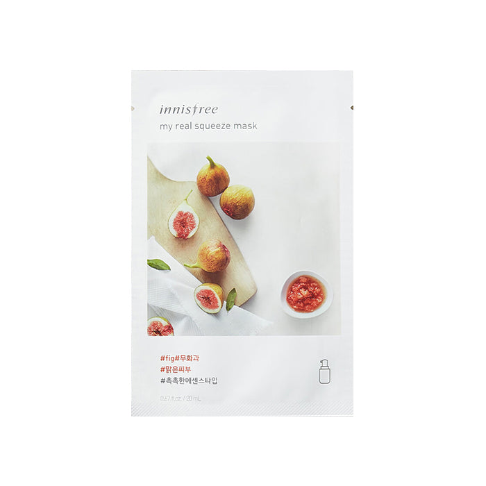 INNISFREE My Real Squeeze Mask Fig