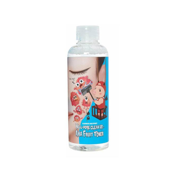 ELIZAVECCA Hell-Pore Clean up AHA Fruit Toner