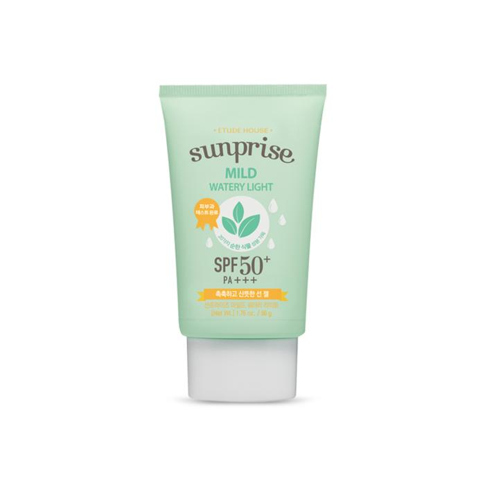 ETUDE HOUSE Sunprise Mild Watery Light SPF50+