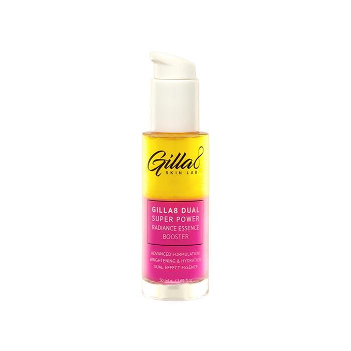 GILLA8 Dual Super Power Radience Essence Booster
