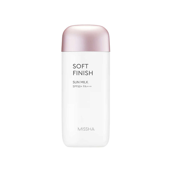 MISSHA All Around Safe Block Soft Finish Sun Milk