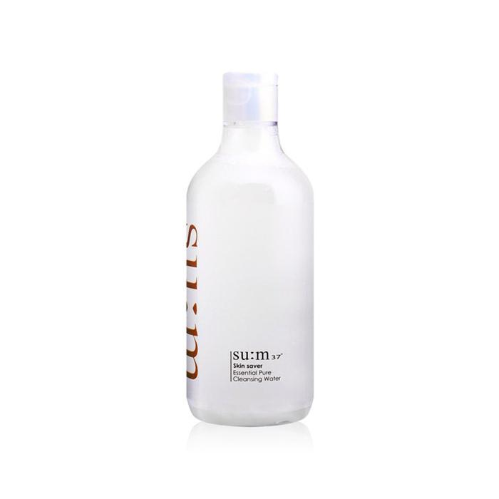 SU:M37 Skin Saver Essential Pure Cleansing Water