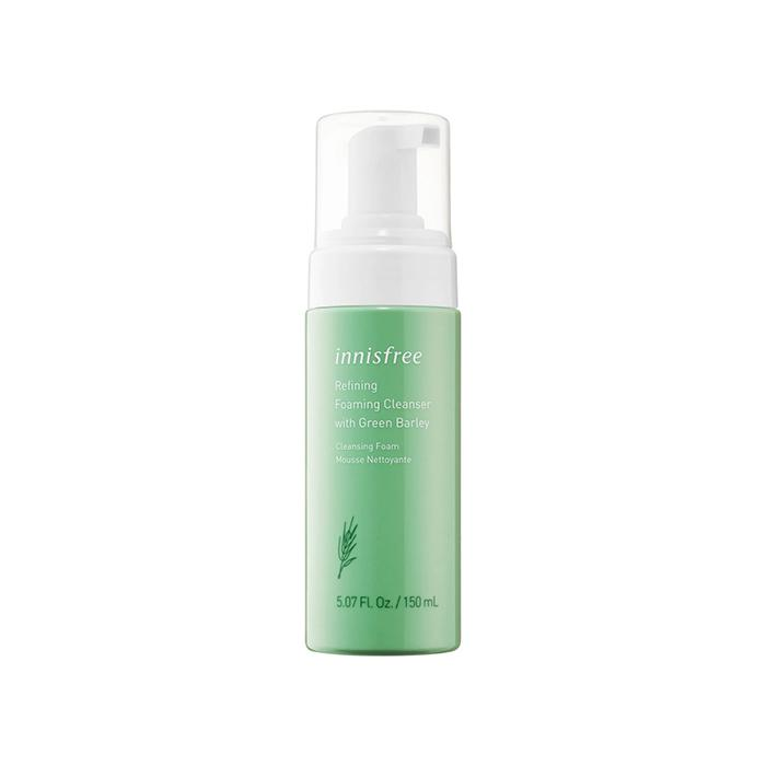 INNISFREE Green Barley Bubble Cleanser