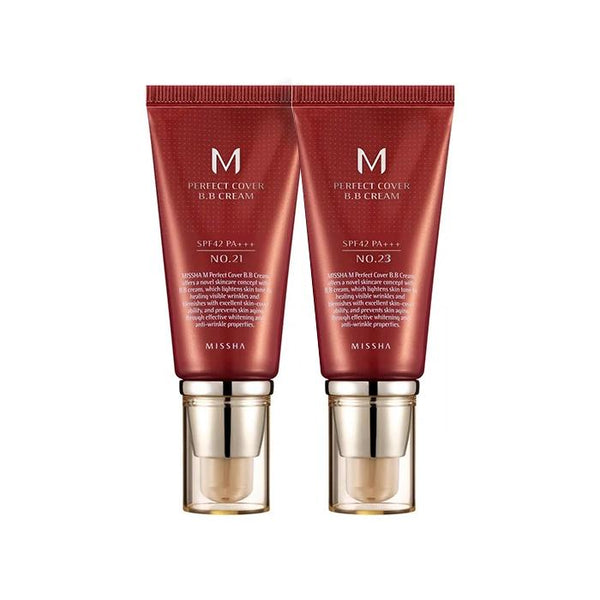MISSHA M Perfect Cover B.B Cream