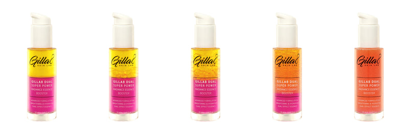 GILLA8 Dual Super Power Radience Essence Booster 50ml