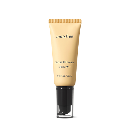 innisfree serum cc cream cover spf35