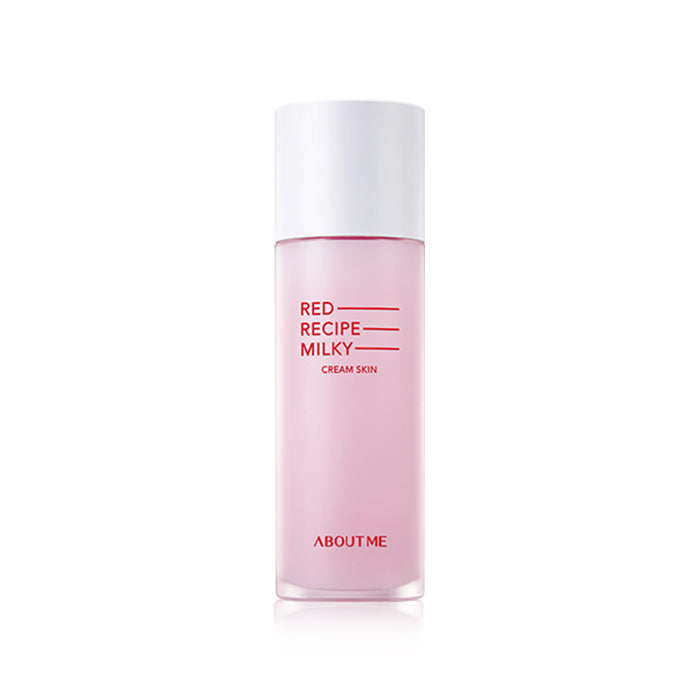ABOUT ME Red Recipe Milky Cream Skin 125ml