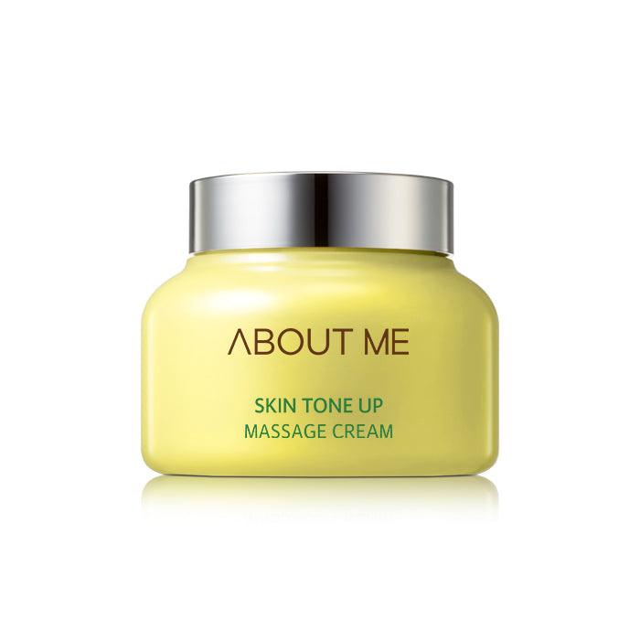 ABOUT ME Skin Tone Up Massage Cream 150ml