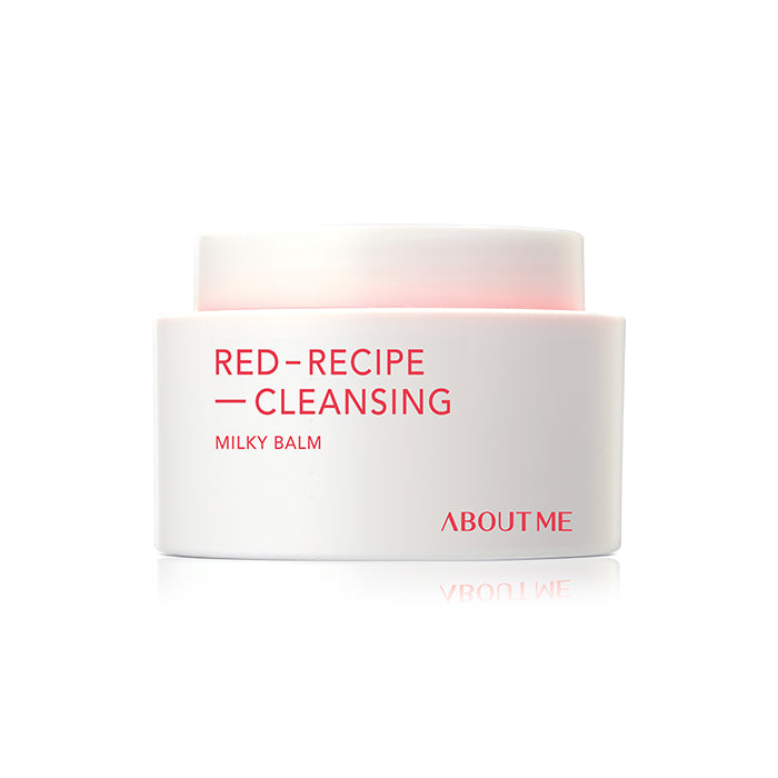 ABOUT ME Red Recipe Cleansing Milky Balm 90ml