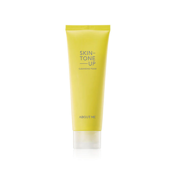 ABOUT ME Skin Tone Up Cleansing Foam 120ml