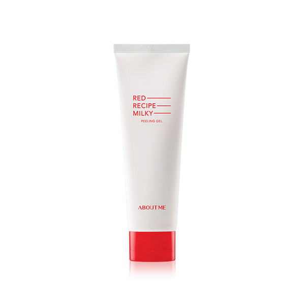 ABOUT ME Red Recipe Milky Peeling Gel 120ml