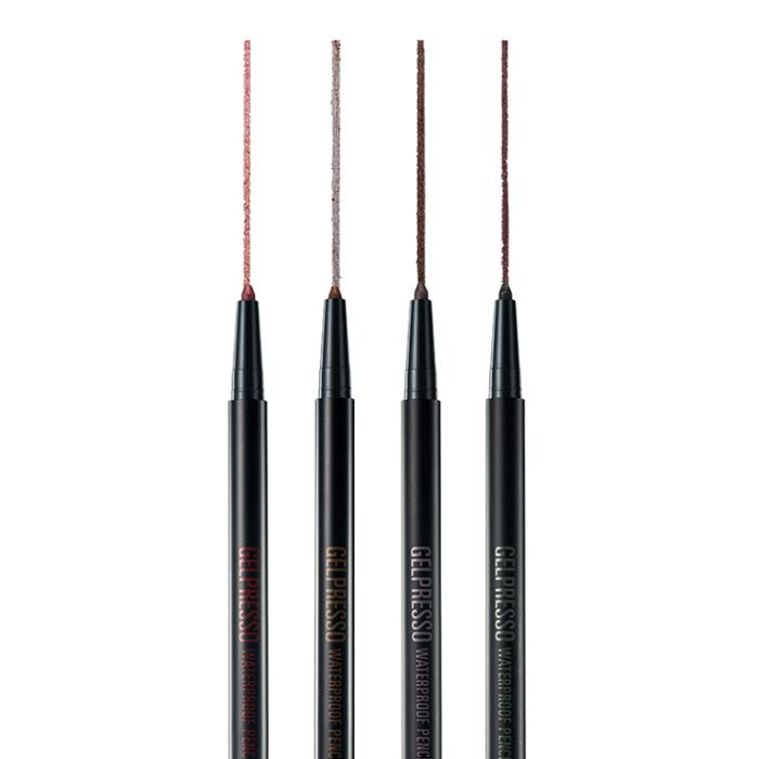 CLIO Gelpresso Waterproof Pencil Gel Liner 0.2g [Ship from US]