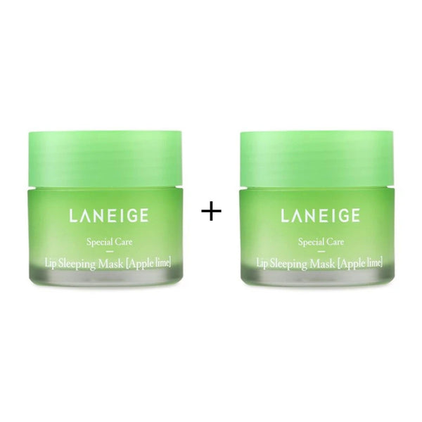 LANEIGE Lip Sleeping Mask (Thank U Limited Edition) #Apple Lime 20g *BOGO*
