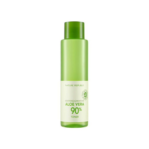 NATURE REPUBLIC Soothing & Moisture Aloe Vera 90% Toner