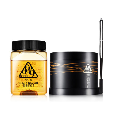 neogen code9 gold black caviar essence tox tightening pack kit