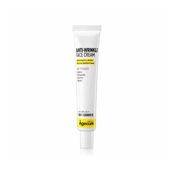 Neogen Agecure Anti-Wrinkle Face Cream 45ml
