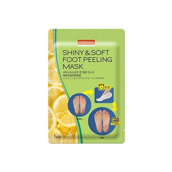 PUREDERM Shiny & Soft Foot Peeling Mask