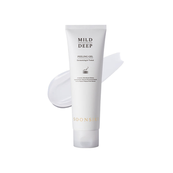 SOONSIKI Mild Deep Peeling Gel 120ml