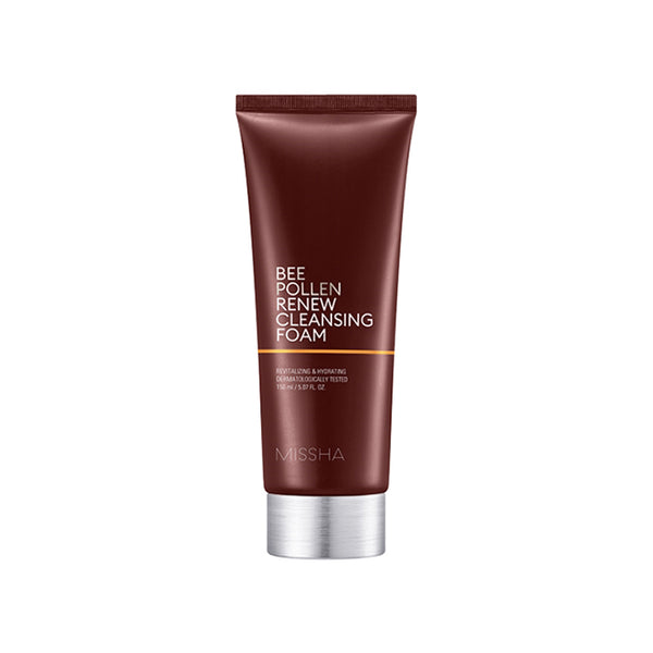 MISSHA Bee Pollen Renew Cleansing Foam 150ml