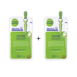 MEDIHEAL Teatree Care Solution Essential Mask EX BOGO