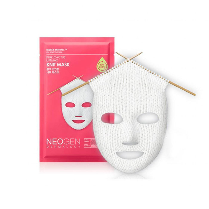 NEOGEN Dermalogy Pink Cactus Liftmax Knit Mask 60ml