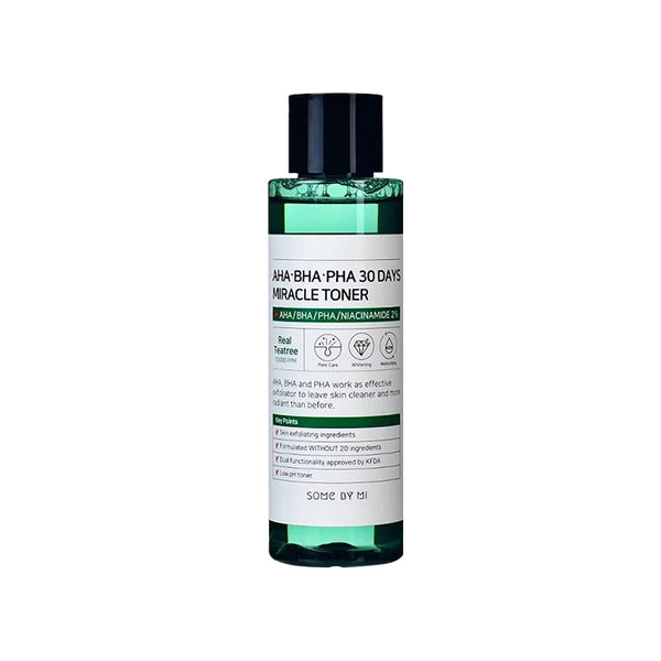 SOME BY MI AHA. BHA. PHA 30 Days Miracle Toner