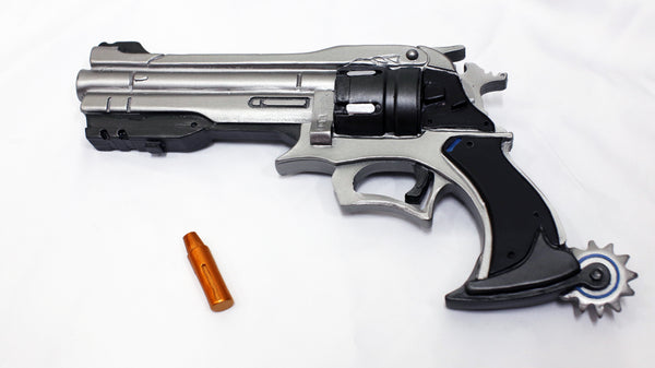 Overwatch Jesse McCree Halloween Cosplay Gun Cosplay Weapon