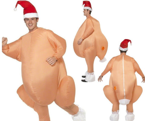 Thanks Giving Day Turkey Inflatable Costume