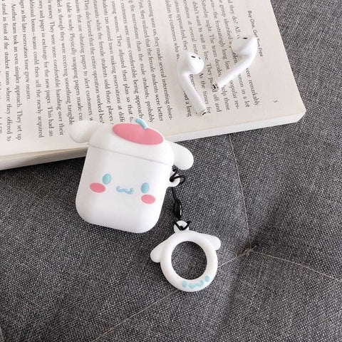 Cinnamoroll AirPods Case Kawaii Earphone Cases For Apple Airpods Protect Cover