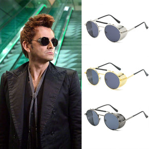 Good Omens Aziraphale Cosplay Glasses Cosplay Prop
