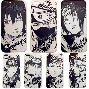 Naruto Cool Iphone Case 7 Styles