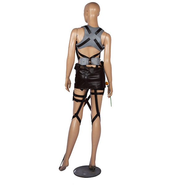 Attack on Titan Belt Shingeki no Kyojin Belts and harness Cosplay Props