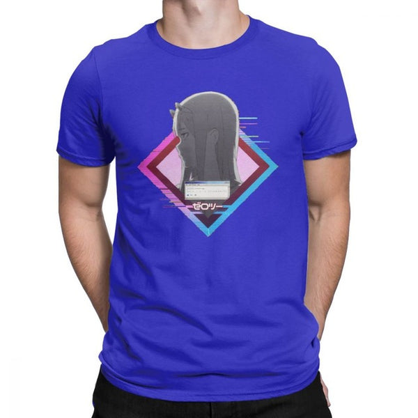 Darling In The Franxx Tees Zero Two Anime Manga 02 T-Shirt