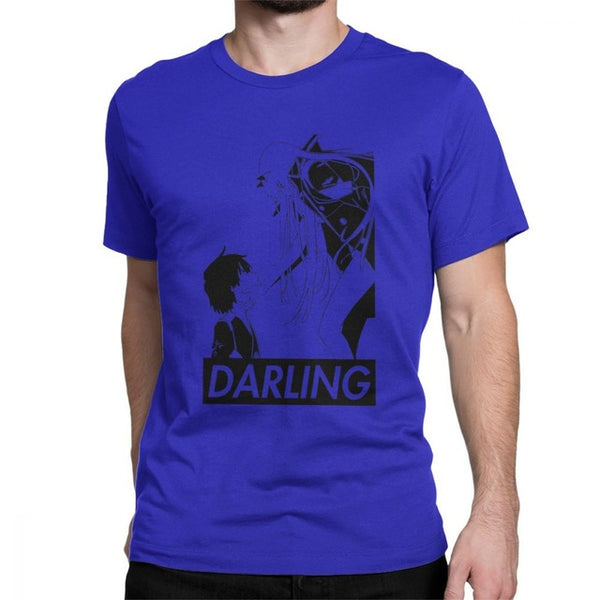 Darling In The Franxx  02 Kiss Of Death Revers DARLING T-Shirt
