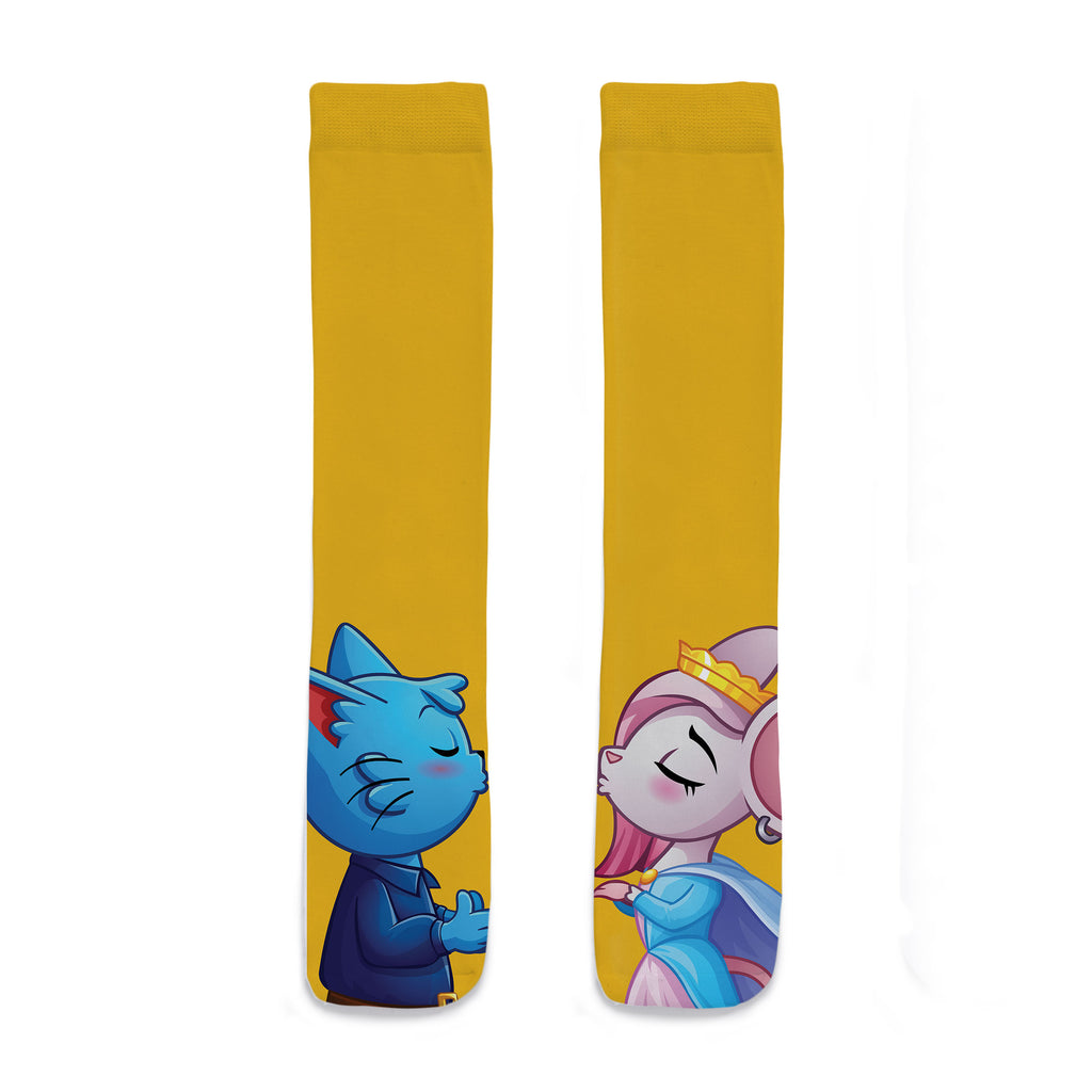 Blitzy&Moxie Socks