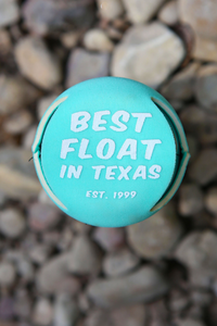 Don's Texas Can Cooler - Pink/Mint - Seafoam