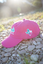 Load image into Gallery viewer, Don's Dad Hat - Mint / White - Pink