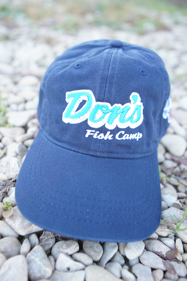 Don's Dad Hat - Mint/White - Navy