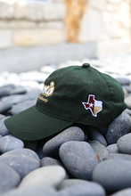 Load image into Gallery viewer, Don's Dad Hat - White / Gold- Green