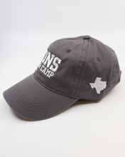 Load image into Gallery viewer, Don's Collegiate Hat - Grey