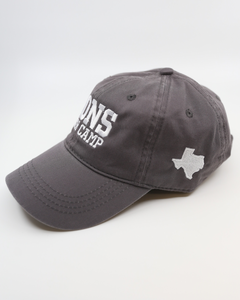 Don's Collegiate Hat - Grey
