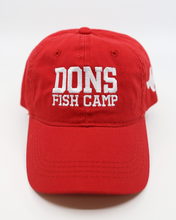 Load image into Gallery viewer, Don's Collegiate Hat - Red