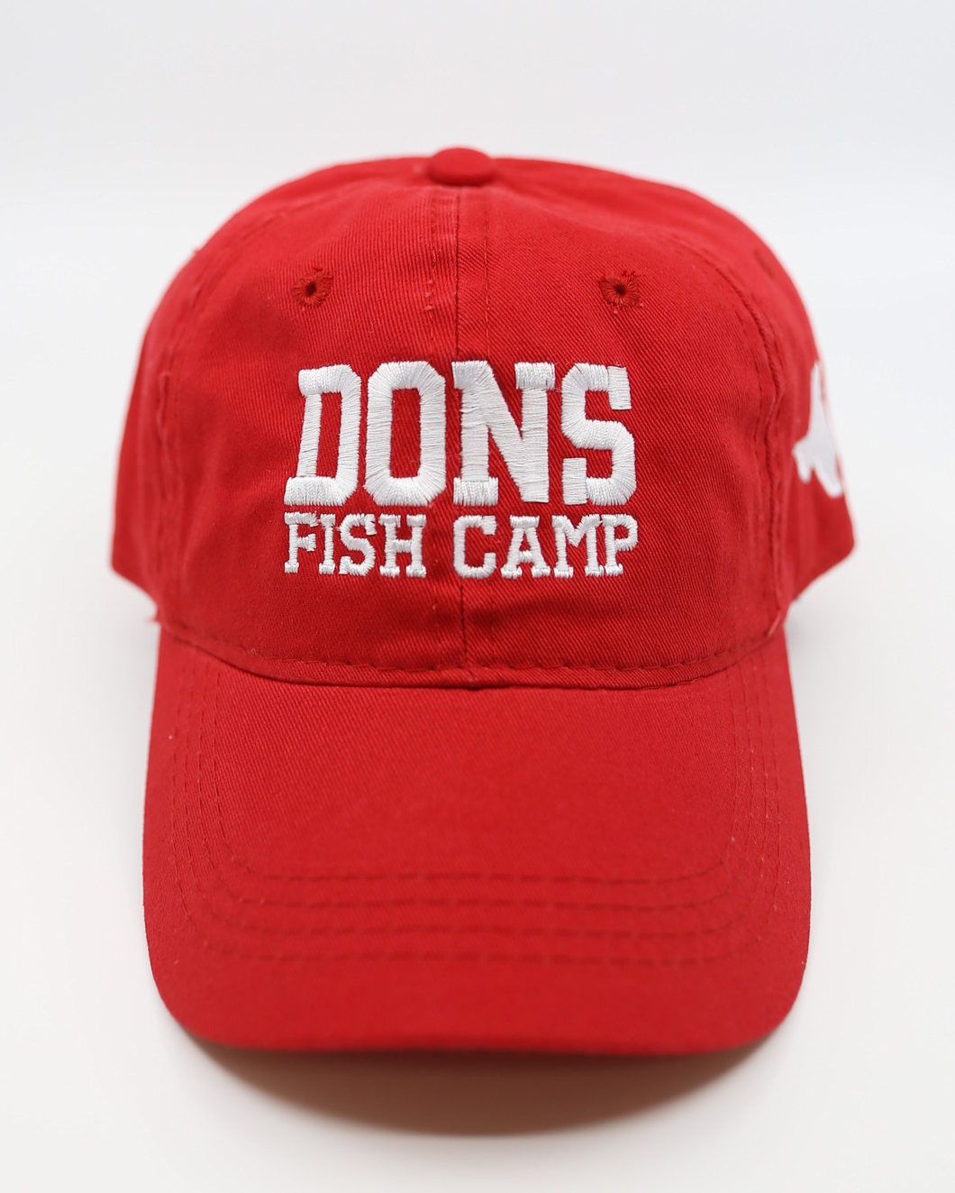 Don's Collegiate Hat - Red