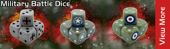 World War 2 dice