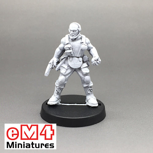 Trooper Sub Leader with a Handgun & Grenade