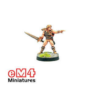 Infantry Leader Pointing 0108