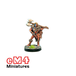 Infantry Hero Massive Axe 0110