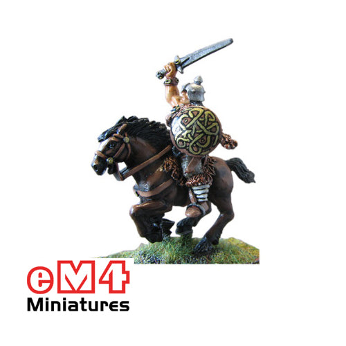 Cavalry Warrior 0398