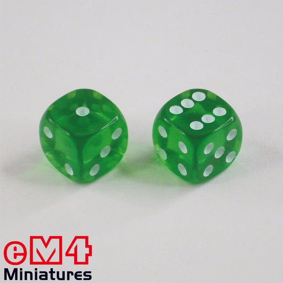 12mm Gem-Green